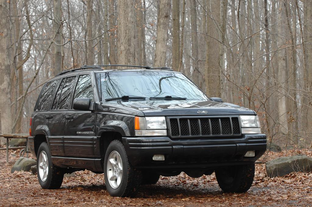 1998 Jeep Grand Cherokee 5.9L ZJ MH1 Retro (My 3rd Version)
