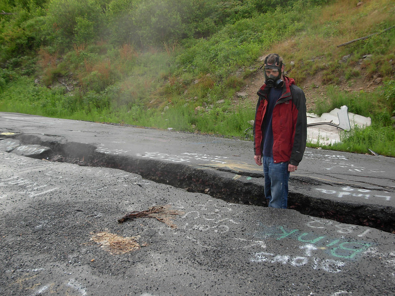 The Real Silent Hill Centralia Pa Underground Mine Fire