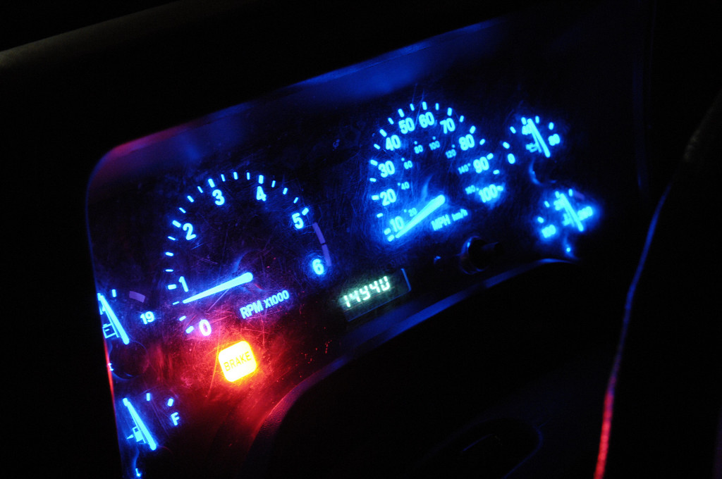 LED's in Stock Trans Am Gauge Cluster - LS1TECH - Camaro and